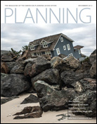 Planning Report on Sandy's Aftermath